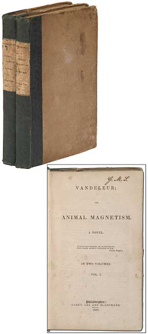 Vandeleur; or, Animal Magnetism. A Novel ... in Two Volumes