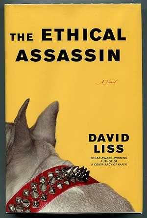 The Ethical Assassin. David LISS.