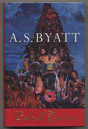 Babel Tower. A. S. BYATT.