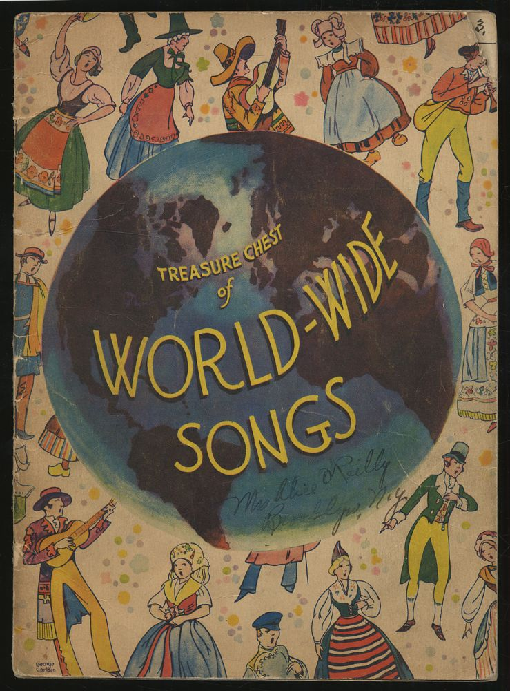Treasure Chest of World Wide Songs