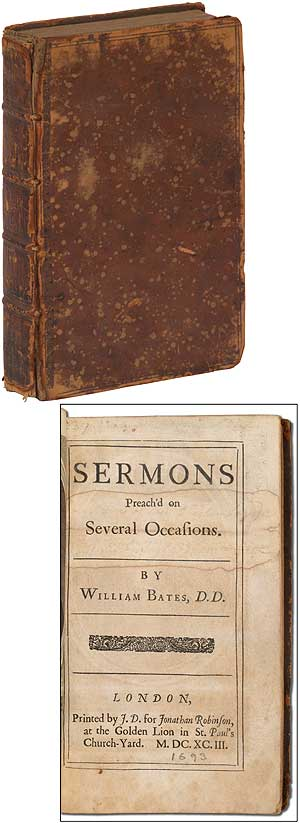 Sermons Preach'd on Several Occasions