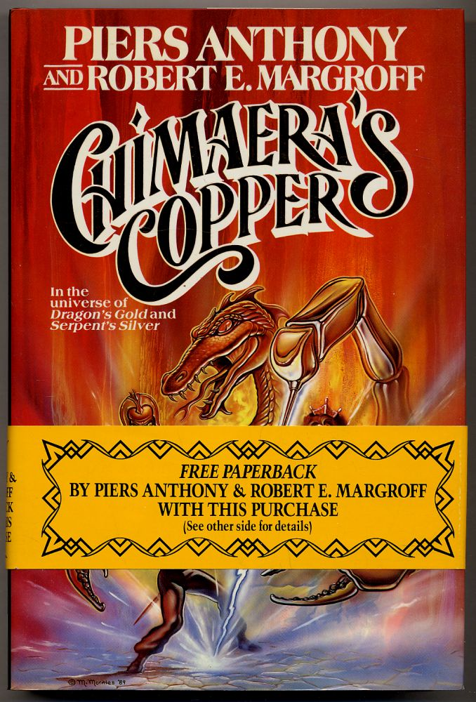 Chimaera's Copper. Piers ANTHONY, Robert E. Margroff.