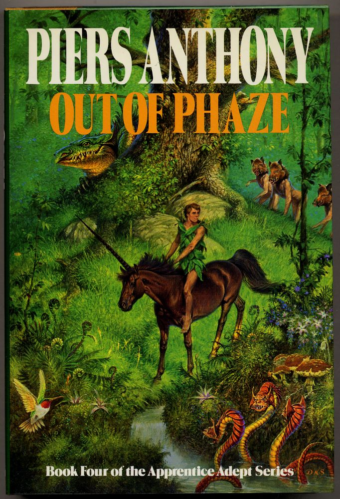 Out of Phaze. Piers ANTHONY.