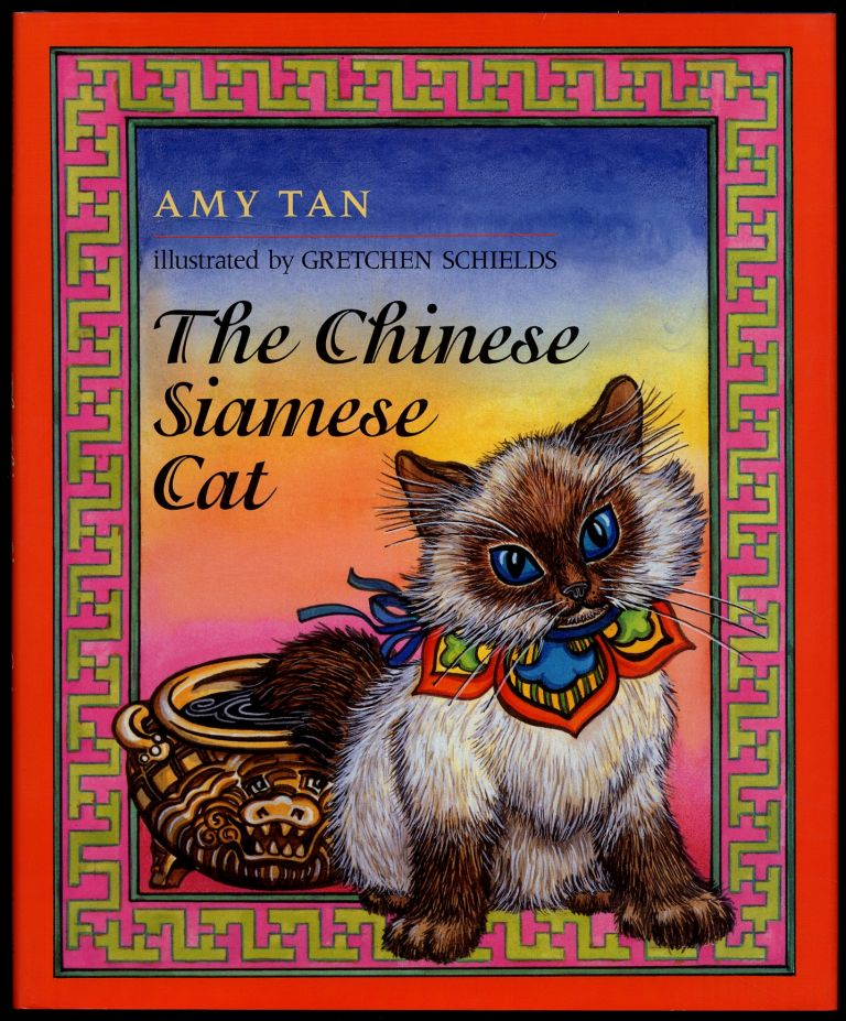 The Chinese Siamese Cat. Amy TAN.