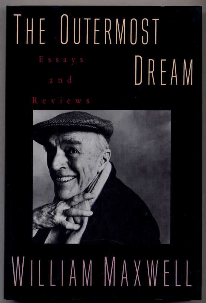 The Outermost Dream: Essays and Reviews