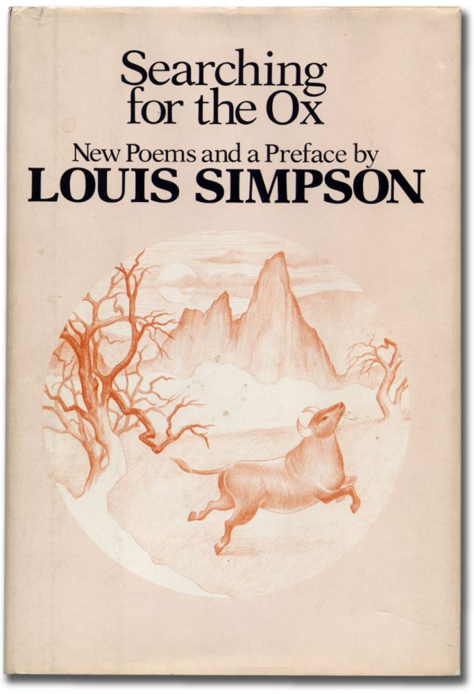 Searching for the Ox. Louis SIMPSON.