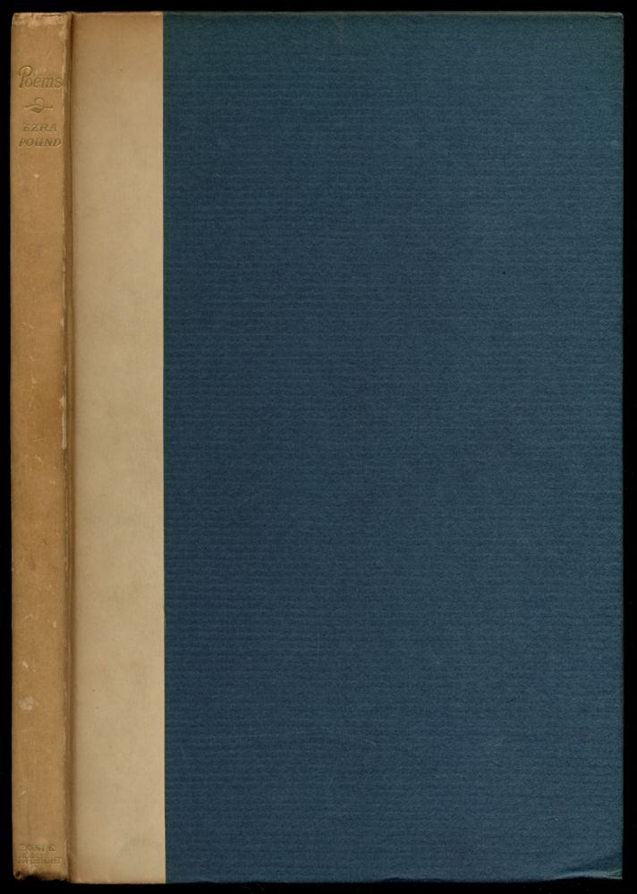 Poems 1918-21, Including Three Portraits and Four Cantos