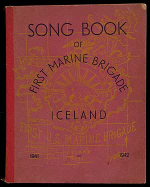 Song Book of First Marine Brigade Iceland