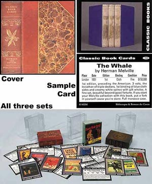 Classic Book Cards Series 1