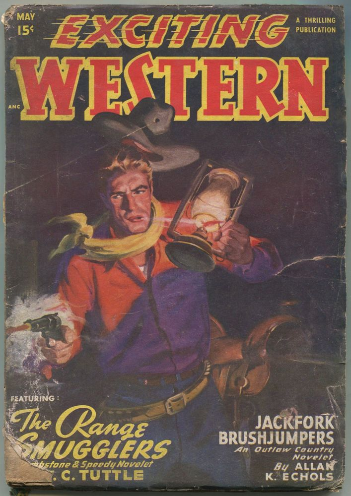 Exciting Western May, 1949