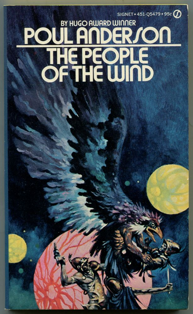 The People of the Wind. Poul ANDERSON.