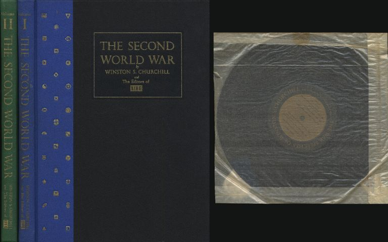 [Vinyl Record]: The Second World War: Volume I and II