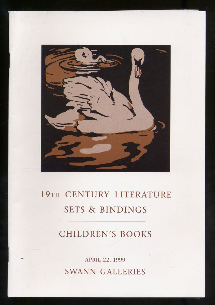 19th Century Literature Sets & Bindings