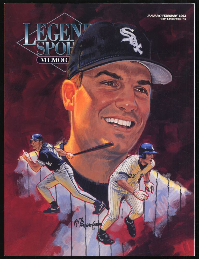 Legends Sports Memorabilia: January/February 1993, Volume 6, Number 1