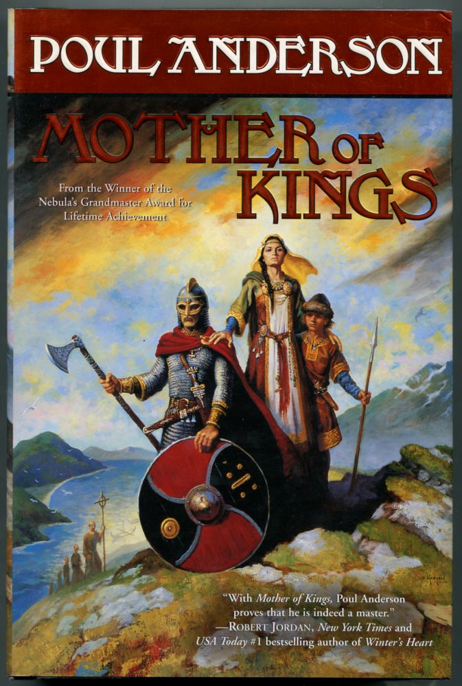 Mother of Kings. Poul ANDERSON.