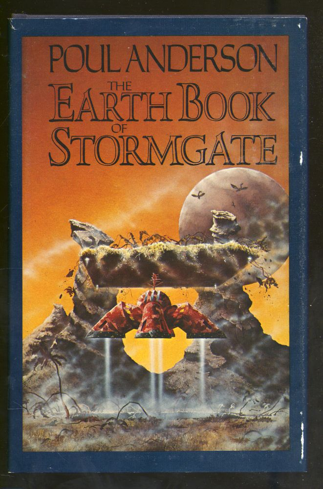 The Earth Book of Stormgate. Poul ANDERSON.