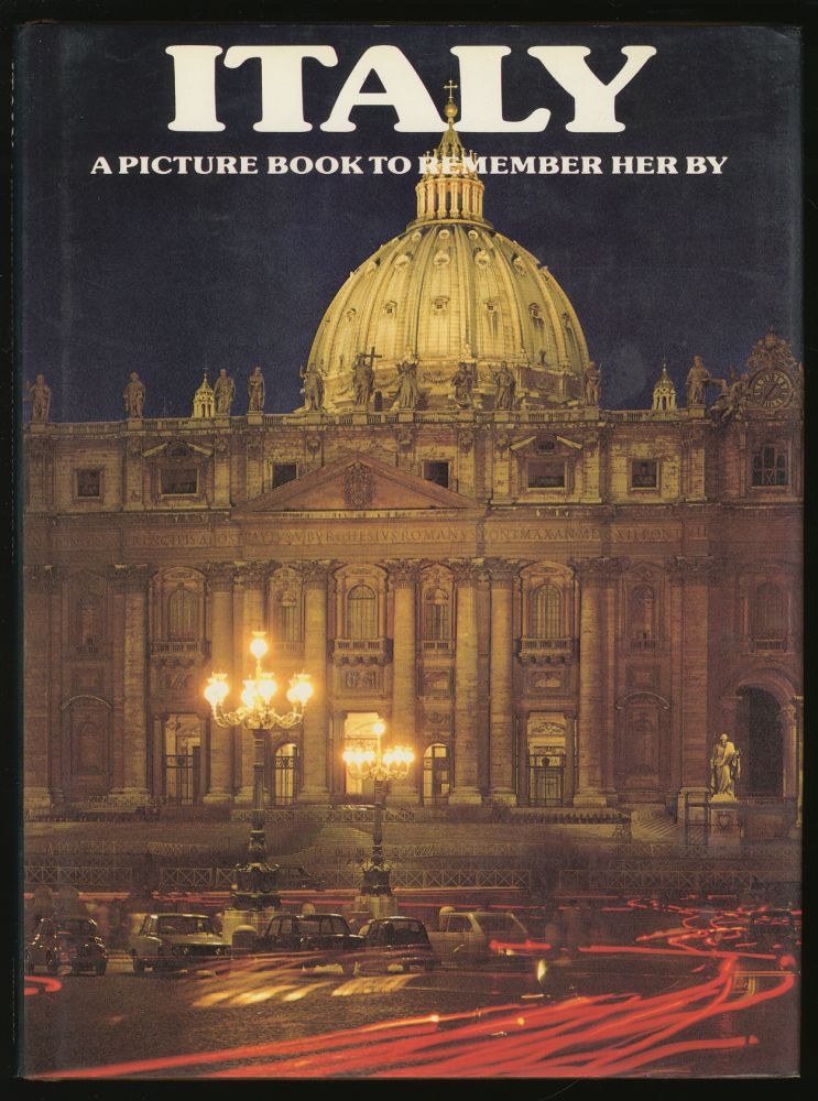 Italy, A Picture Book To Remember Her By