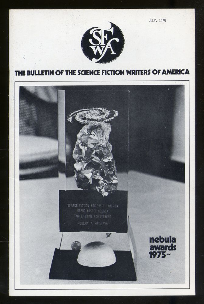 Bulletin of the Science Fiction Writers of America July 1975