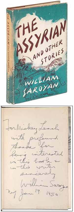 The Assyrian and Other Stories. William SAROYAN.