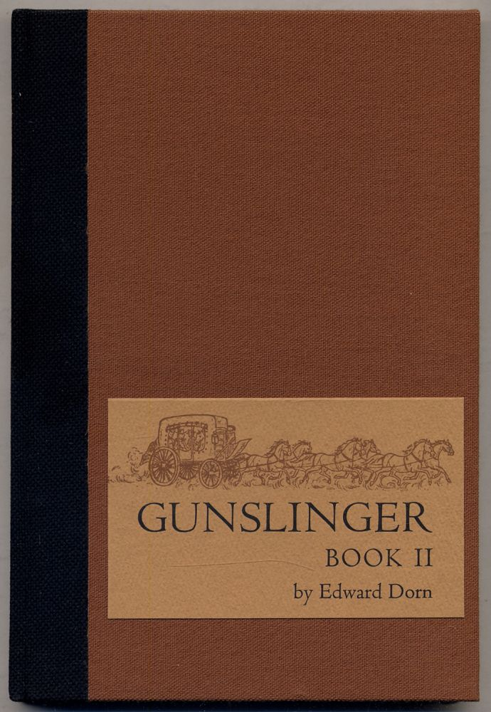 Gunslinger Book II. Edward DORN.