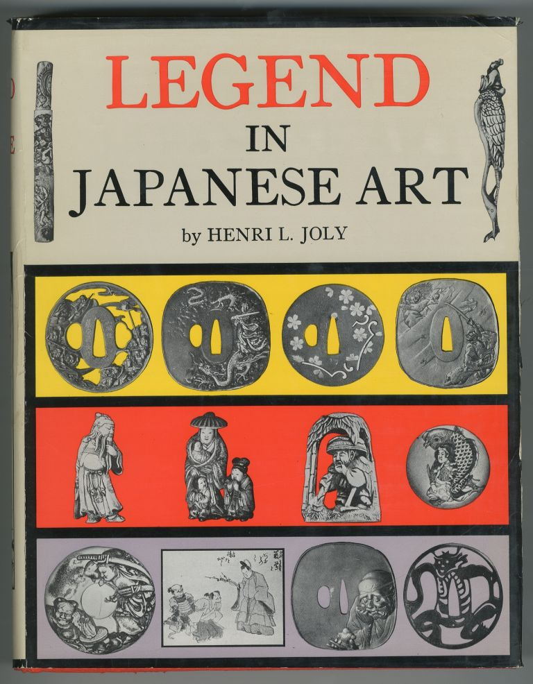Legend in Japanese Art. Henri L. JOLY.