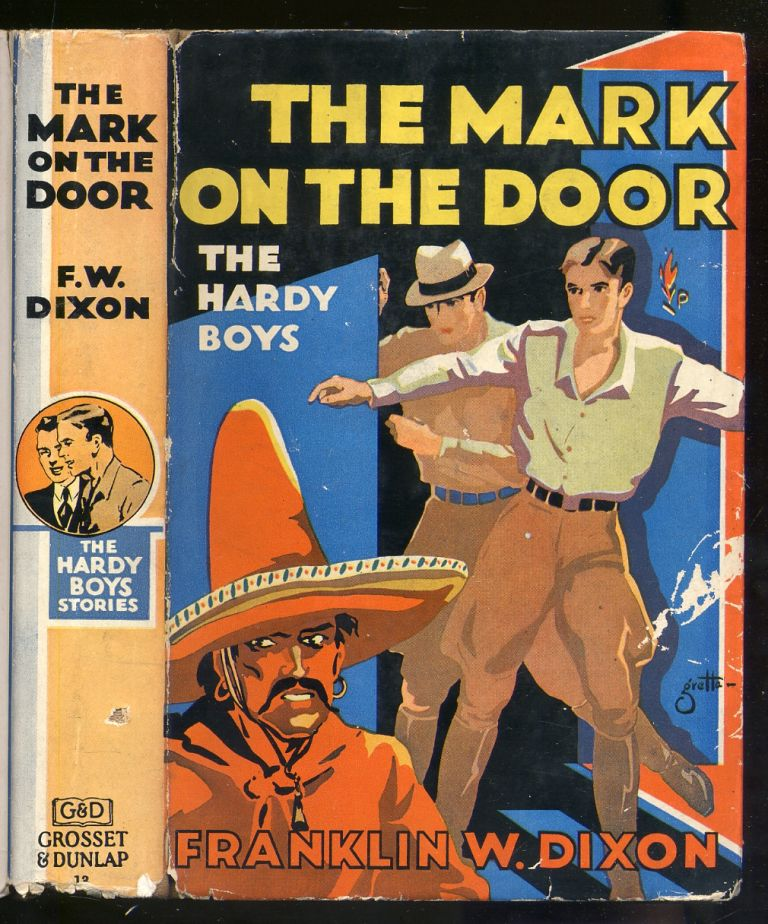 The Hardy Boys: The Mark on the Door
