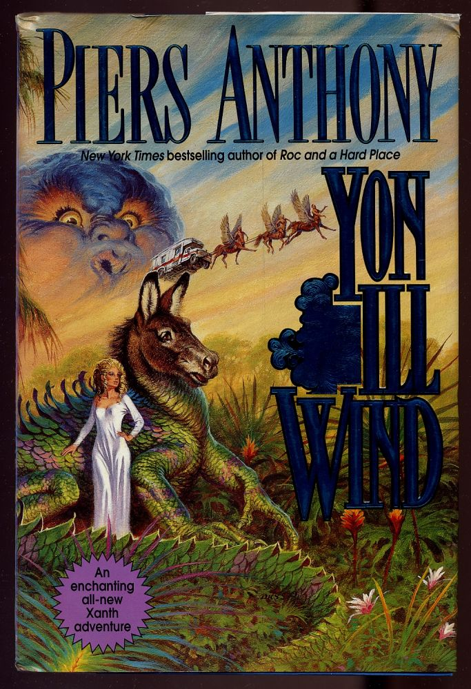 Yon Ill Wind. Piers ANTHONY.