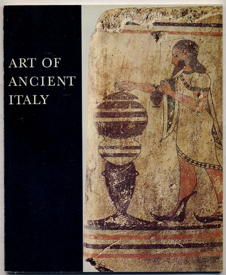 Art of Ancient Italy, Etruscans, Greeks and Romans