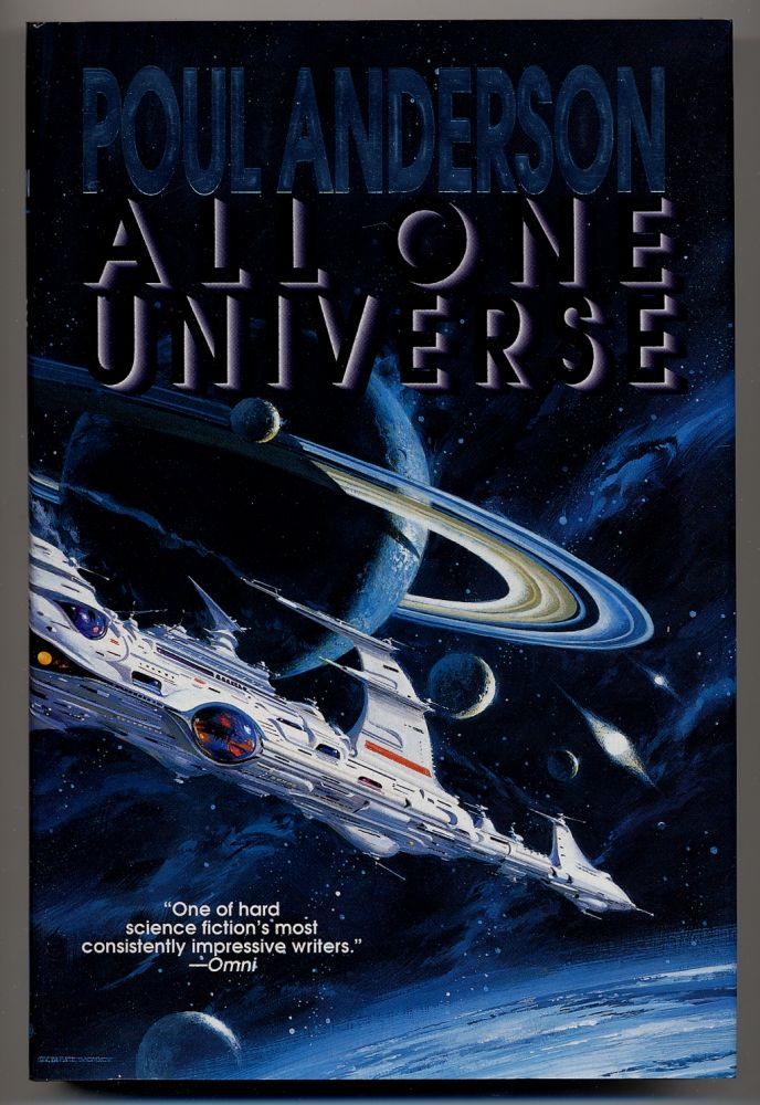 All One Universe. Poul ANDERSON.