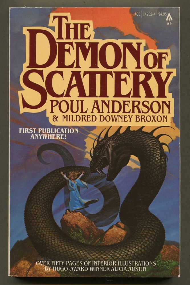 The Demon of Scattery. Poul ANDERSON, Mildred Downey Broxon.