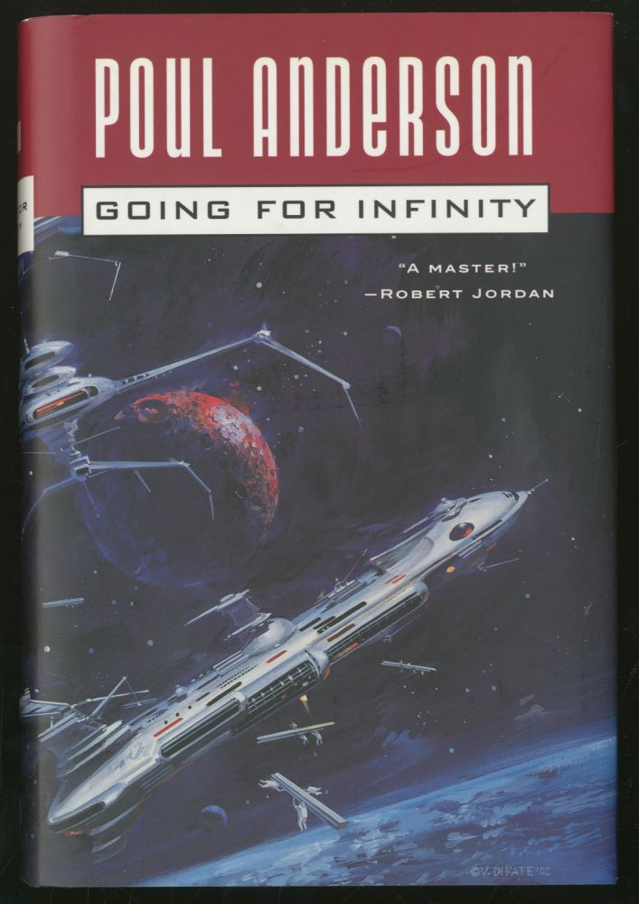 Going for Infinity: A Literary Journey. Poul ANDERSON.