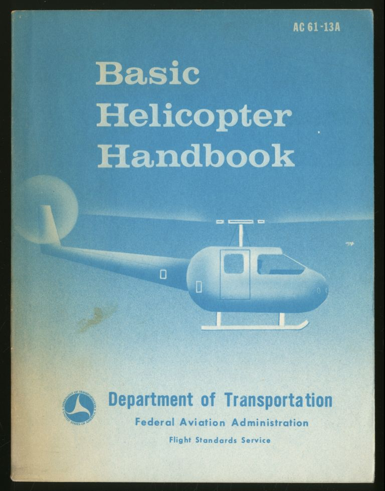 Basic Helicopter Handbook