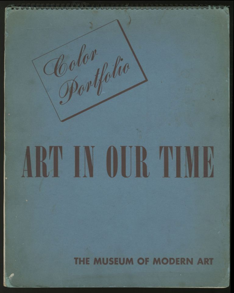 Art in Our Time Color Portfolio