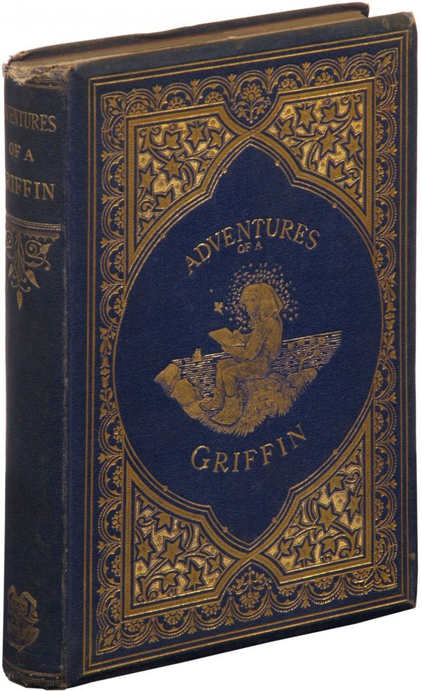 The Adventures of a Griffin on a Voyage of Discovery written by Himself