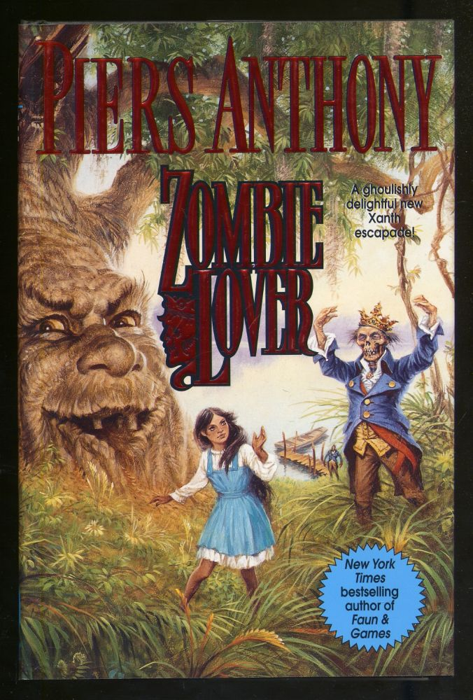Zombie Lover. Piers ANTHONY.