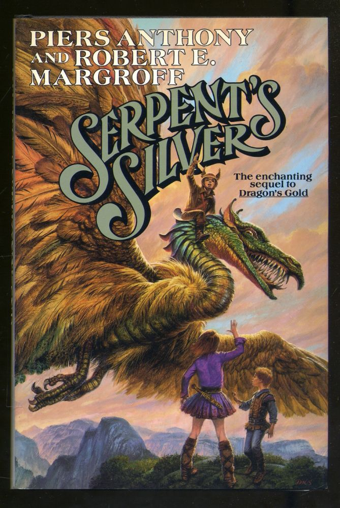 Serpent's Silver. Piers ANTHONY, Robert E. MARGROFF.