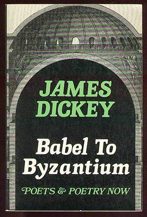 an analysis of the novel deliverance by american poet and novelist james dickey Dickey, who was already an accomplished poet renowned for his surrealism and eye for primal impulses prevailing in the human society, wrote 'deliverance' in 1970 and it has been since regarded among the best english novels of 20th century.