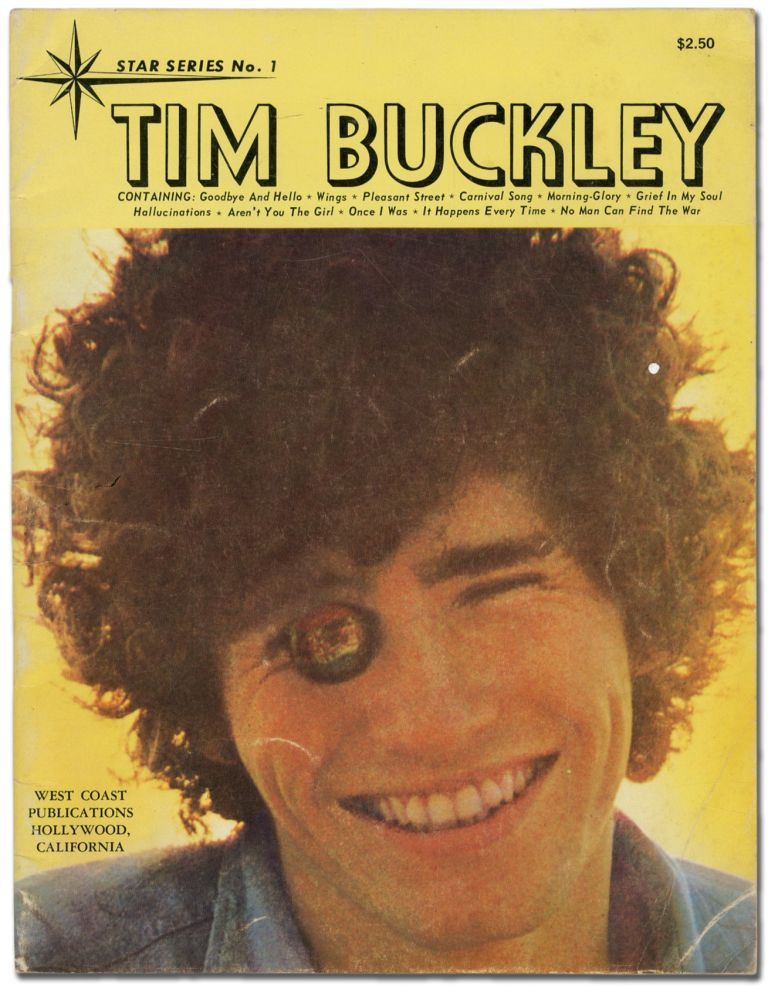 Tim Buckley. Star Series No. 1. Tim BUCKLEY.