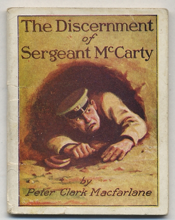 The Discernment of Sergeant McCarty. Peter Clark MACFARLANE.