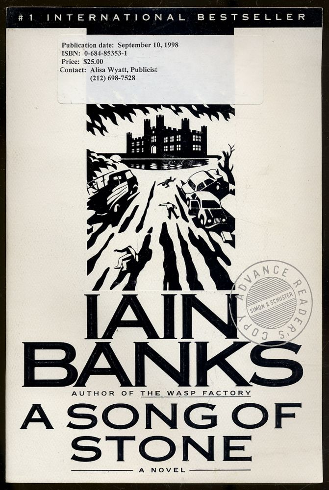 A Song of Stone. Iain BANKS.