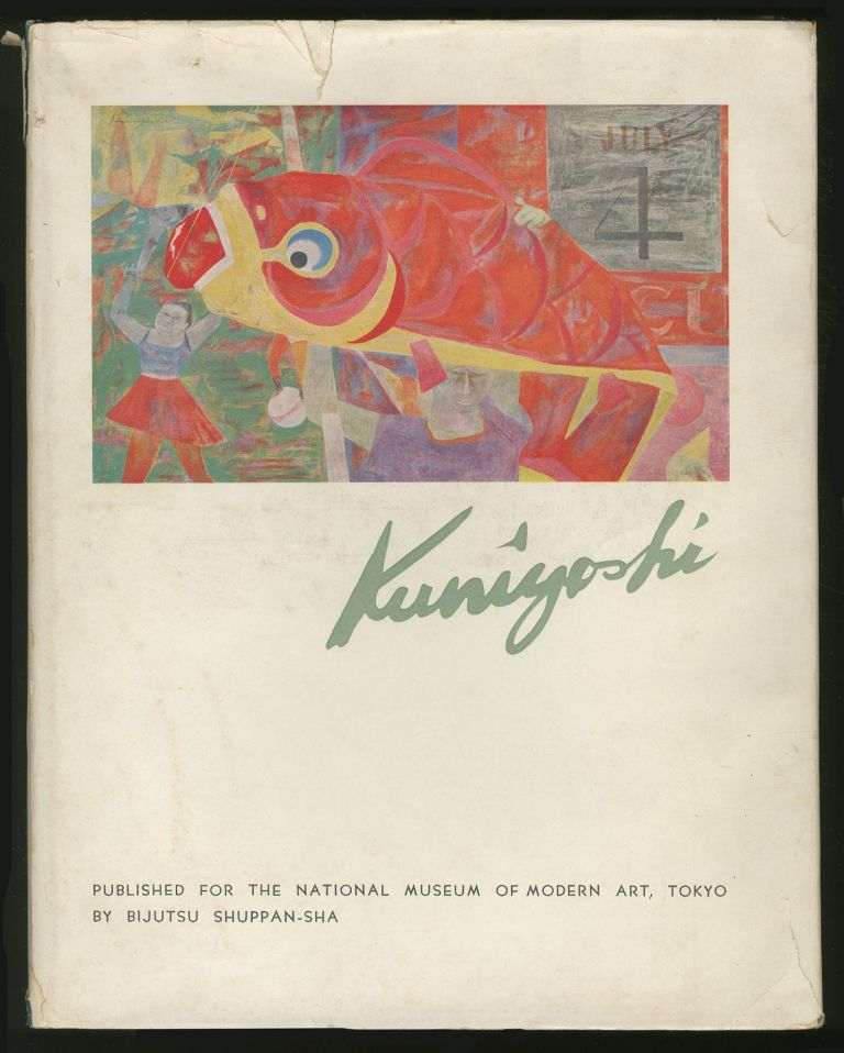 Kuniyoshi: Catalogue of Kuniyoshi's Posthumous Exhibition Under the auspices of the National Museum of Modern Art, Tokyo and the Mainichi Newspapers