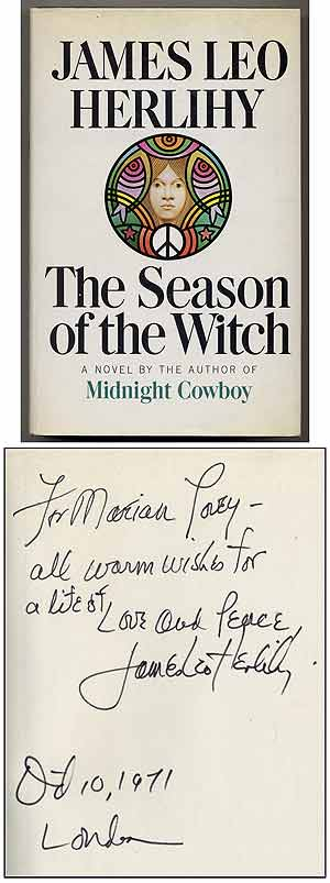 The Season of the Witch. James Leo HERLIHY.