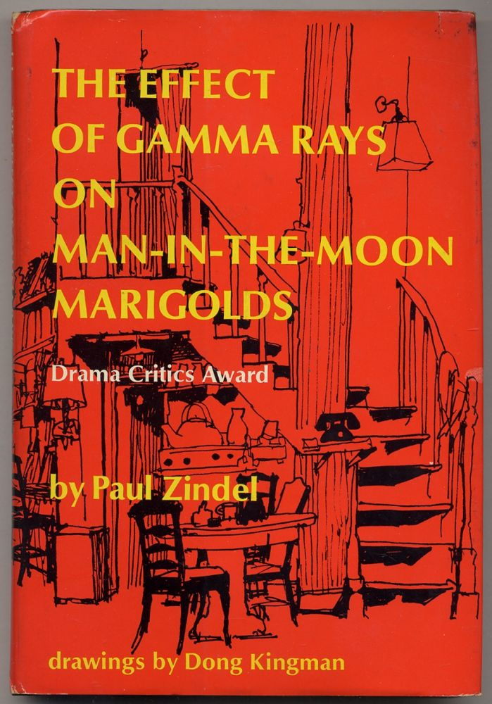 The Effect of Gamma Rays on Man-in-the-Moon Marigolds. Paul ZINDEL.