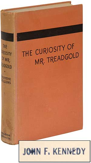 The Curiosity of Mr. Treadgold