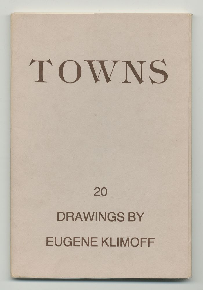 Towns: 20 Drawings by Eugene Klimoff