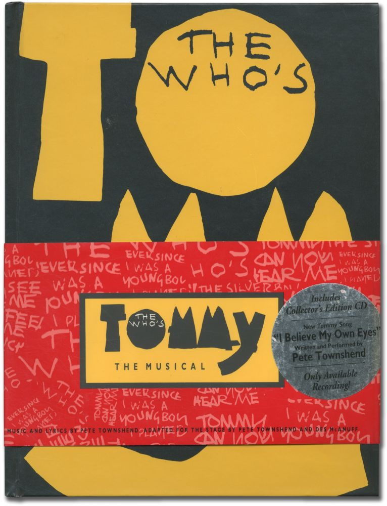 The Who's Tommy: The Musical. Pete TOWNSHEND.