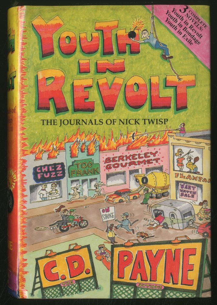 Youth in revolt. The Journals of Nick Twisp: Volumes I,II, III (Youth in Revolt, Youth in...