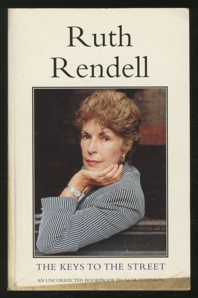 The Keys to the Street. Ruth RENDELL.
