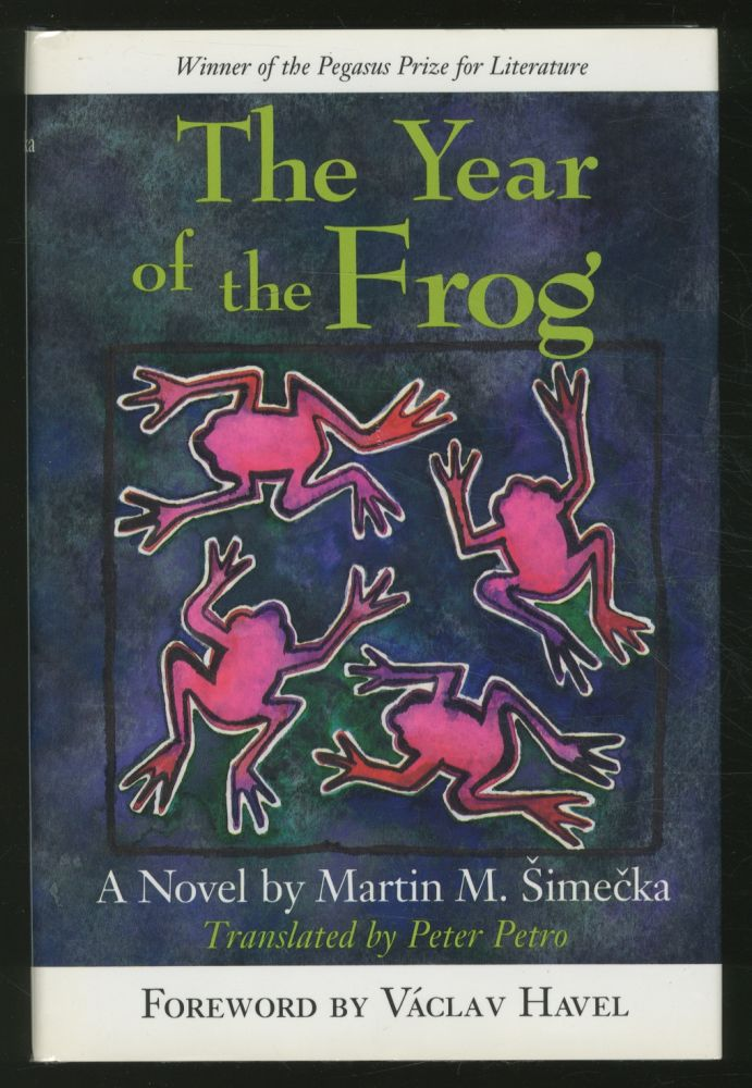 The Year of the Frog. Martin M. SIME KA.