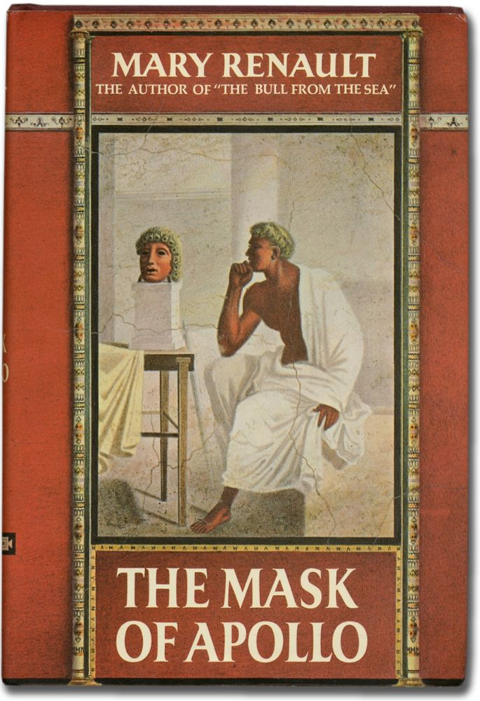 The Mask of Apollo. Mary RENAULT.